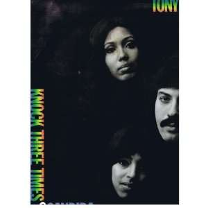 Knock Three Times & Candida   Vinyl Record Books