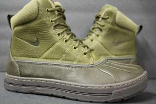 NEW Mens Nike WOODSIDE ACG BOOTSIGUANA/SABLE GREEN/DK GREY READY