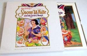 SNOW WHITE Deluxe CAV LaserDisc Edition