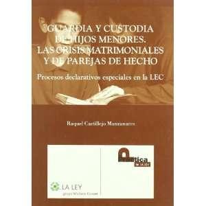 ): Raquel Castillejo Manzanares: 9788497258029:  Books