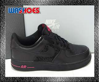 Nike WMNS Air Force 1 Low Black Cherry Red US 5.5~12 Men Size dunk