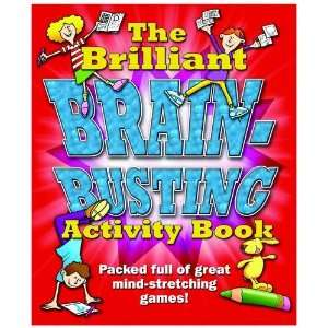 Brain Busting Activity Book (9781848372306) Susan Chadwick Books