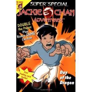 Jackie Chan Adventures Super Special: The Day of the