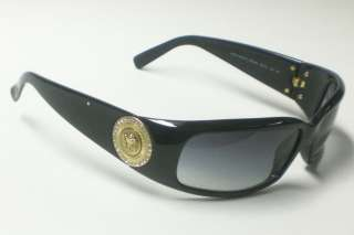LIMITED VERSACE 4044B BLACK GOLD 870/8G SUNGLASSES