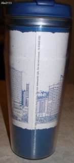Starbucks Coffee Portland Oregon Skyline Tumbler Mug