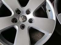 Four 09 11 Dodge Ram 1500 Durango Factory 20 Wheels OEM Rims 1DZ12