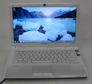 14.1 SONY VAIO VPCCW21FX Laptop 2.13Ghz/500GB/4GB/WIFI/Webcam