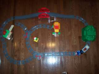 Lego Duplo Thomas Bridge & Tunnel Train Set Track Lot