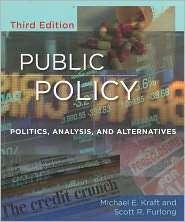 3rd Edition, (0872899713), Michael E Kraft, Textbooks   Barnes & Noble