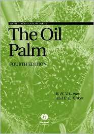 The Oil Palm, (0632052120), R. H. V. Corley, Textbooks   Barnes