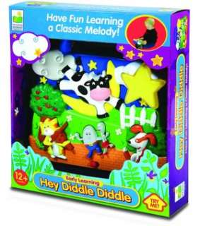 BARNES & NOBLE  Early Learning Hey Diddle Diddle by The Learning