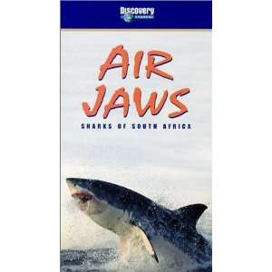 Air Jaws   Sharks of South Africa [VHS]: Air Jaws: Movies