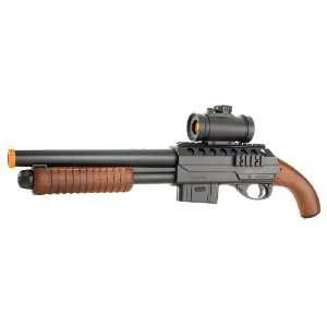 Soft Air Smith & Wesson Mad Max Shotgun/Red Dot Scope/Flashlight