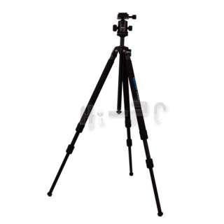 63 Inch professional QTRI 22351 Tripod Stand For Camera