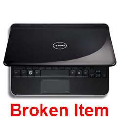 Dell Inspiron Mini 10 Atom 1.66GHz BROKEN   Black