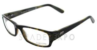 NEW Tom Ford Eyeglasses TF 5086 OLIVE 737 TF5086 AUTH