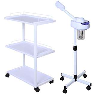 New Salon Spa Skincare Facial Steamer & Trolley SE 11
