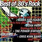 Best Of 80s Rock Vol. 1   Various Artists