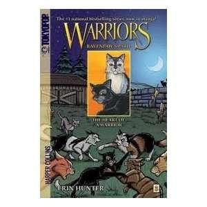 Warrior (0351987653421) Dan Jolley, James L. Barry Erin Hunter Books