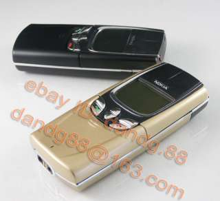 GOLD NOKIA 8850 GSM Mobile Cell Phone Unlock GSM 900/1800 DualBand, 2