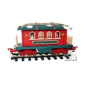 Holiday Express Passenger Car Toys & Games