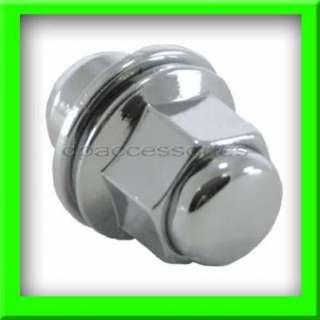 24 Chrome Factory/OEM Style Lexus Lug Nuts/Wheel Lugs