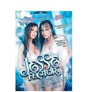 Jesse Factor   DVD