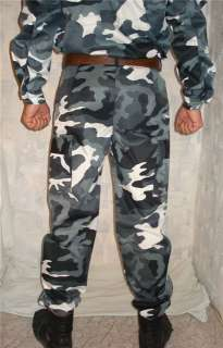 RARE RUSSIAN MILITARY SPECIAL CAMO UNIFORM SET.BDU M