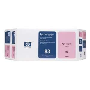 HEWLETT PACKARD 83 Light Magenta UV Value Pack.680ml For