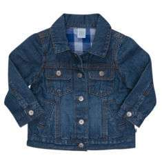 NWT Carters Girls Blue Jean Denim Jacket