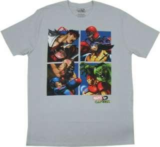 Pound For Pound   Marvel Vs. Capcom Sheer T shirt