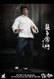Hot Toys MMS DX04 Exclusive Version Bruce Lee Enter The Dragon With