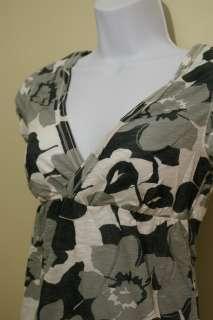 NWT Aeropostale women Shirt Floral Babydoll Top S