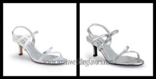 ALYSSA by Dyeables Bridal Evening Prom Shoes