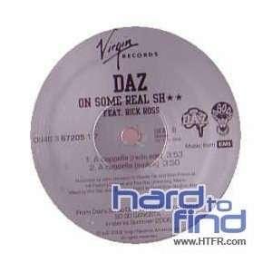 On Some Real Shit [Vinyl]: Daz Dillinger: Music