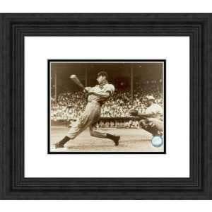 Framed Joe DiMaggio New York Yankees Photograph  Sports