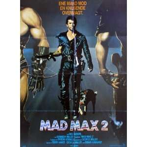Mad Max 2: The Road Warrior Poster Movie Danish 11 x 17 Inches   28cm