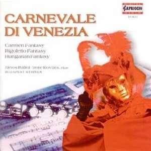 Carnevale Di Venezia Balint, De Borne, Doppler, Briccialdi Music