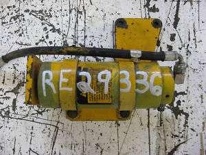 JOHN DEERE 640D SKIDDER HYDRAULIC ACCUMULATOR RE29336