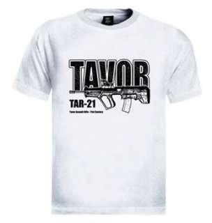 Tavor Assault Rifle T Shirt Gun israel army military