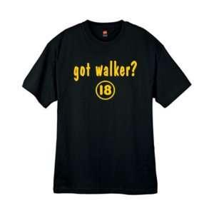Mens Got Walker ? Black T Shirt Size X large Sports