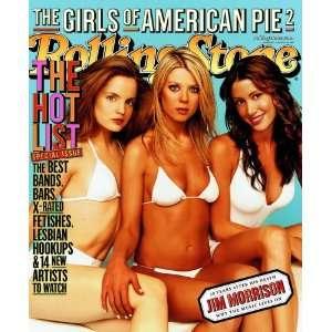Tara Reid, Shannon Elizabeth, Mena Suvari, American Pie