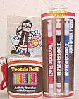 Tootsie Roll candy pillow plush toy stuffed NWT Choc
