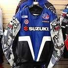 Joe Rocket Suzuki Leather Jacket Size 46