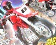NEW Air Hogs remote control dirt bike CR250 Moto Frenzy