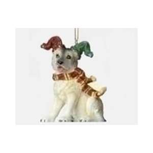 German Shepherd Dog in Outfit Holiday Ornament (4): Pet