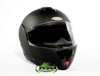 VIPER RS V131 FLIP BLUETOOTH HELMET GLOSS BLACK SMALL