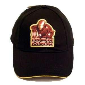 Man Baseball Cap Hat ~ Childrens Marvel Ironman Novelty Hat; Great