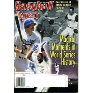 Great Moments in World Series History on Cover, George Brett, Hanley