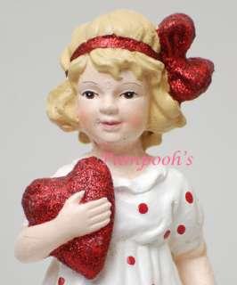 Lillian Love Valentines Day Figure